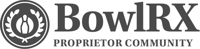 BowlRX Proprietor Portal